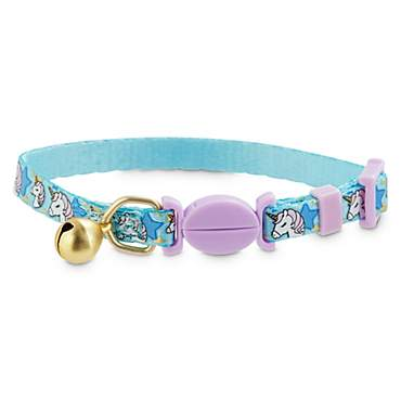 Good2Go Unicorn Print Breakaway Kitten Collar