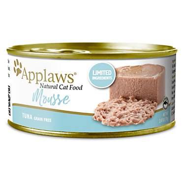 Applaws Tuna Mousse Wet Cat Food 2 47 Oz Case Of 24 Petco