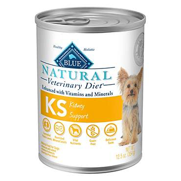 Blue Buffalo Blue Natural Veterinary Diet Ks Kidney