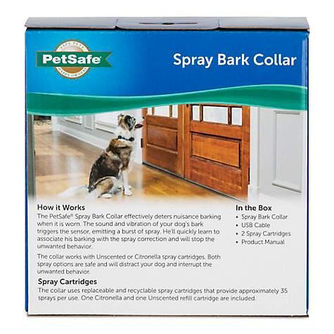 PetSafe Spray Bark Dog Collar, Medium