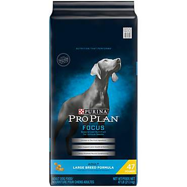 Purina Pro Plan Focus Large Breed Formula High Protein Dry Dog Food