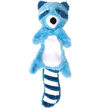 Beco Pet Stuffing Free Racoon Dog Toy