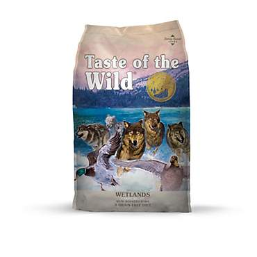 Taste of the Wild Wetlands Grain-Free Roasted Duck Dry Dog Food