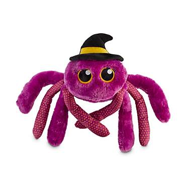Bootique Bewitching Spider Plush Dog Toy