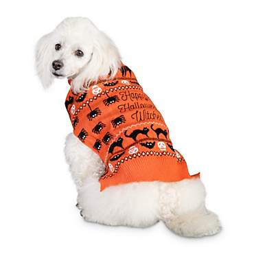Bootique Halloween Spirit Dog Sweater