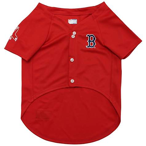 61eb8dfc9 Pets First Boston Red Sox Mookie Betts Dog Jersey | Petco