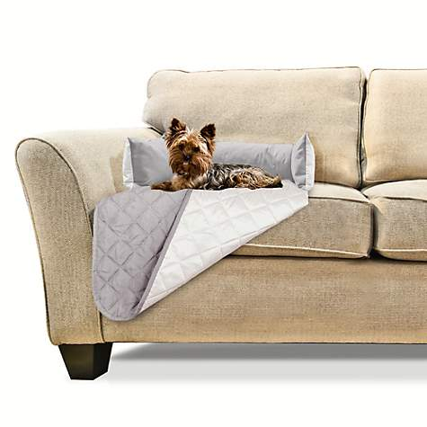 Prime Furhaven Sofa Buddy Furniture Cover Dog Bed Gray 18 L X 26 W Ocoug Best Dining Table And Chair Ideas Images Ocougorg