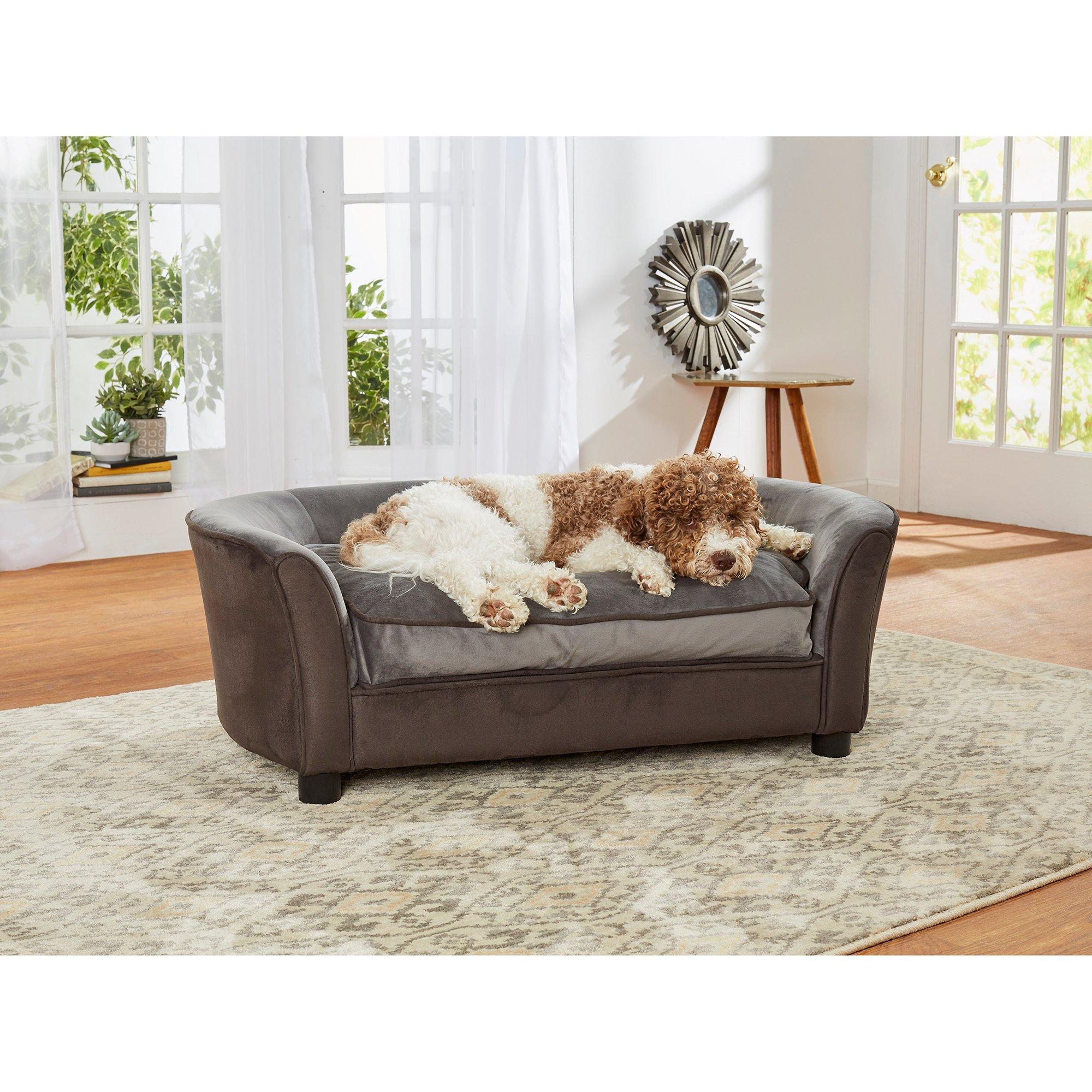 Bon Enchanted Home Pet Panache Gray Sofa   Petco