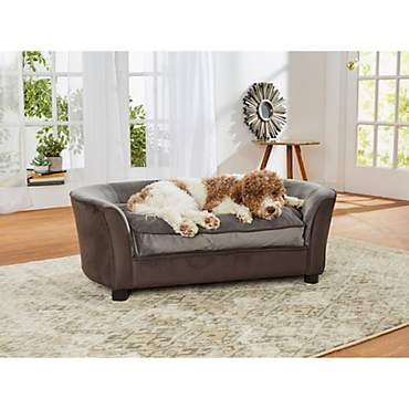 Enchanted Home Pet Panache Gray Sofa