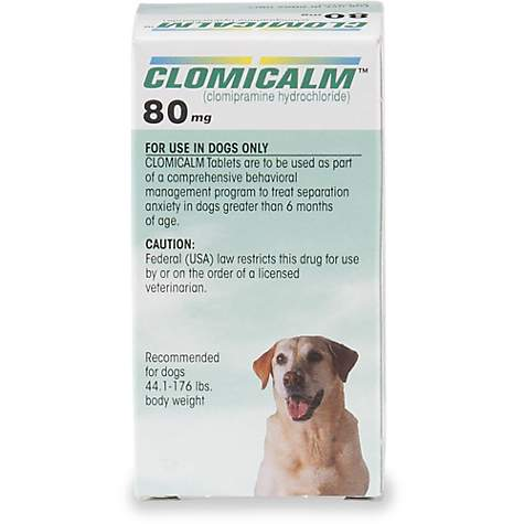 10c891c3926fc Clomicalm 80 mg Tablets for Dogs | Petco