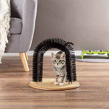 PETMAKER Self Grooming Cat Arch