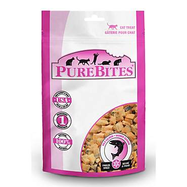 PureBites Salmon Value Size Cat Treats