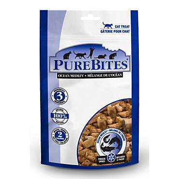 PureBites Ocean Medley Value Size Cat Treats
