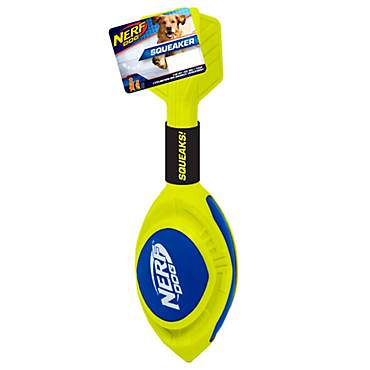 Nerf Megaton Squeak Vortex Dog Toy