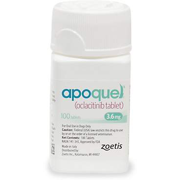 Apoquel 3.6 mg Tablets