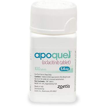 Apoquel 5.4 mg Tablets