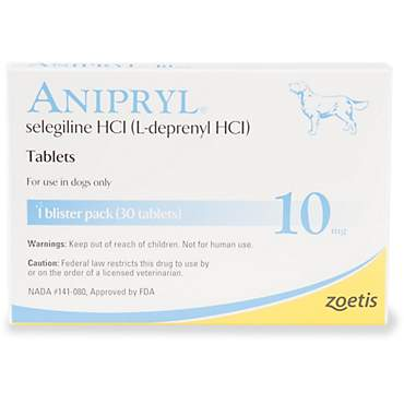 Anipryl 10 mg Tablets