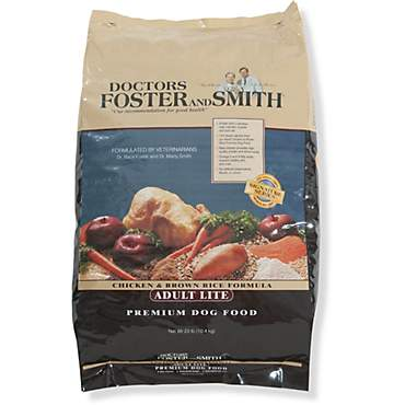 Drs. Foster and Smith Signature Series Adult Lite Dry Dog Food