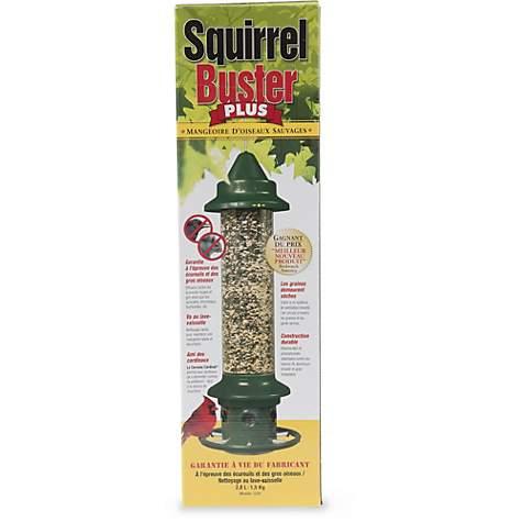Brome Squirrel Buster Plus Wild Bird Feeder