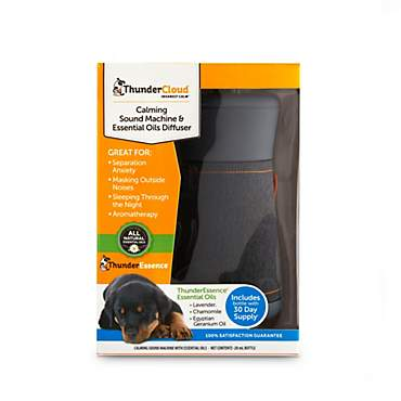 ThunderWorks ThunderCloud Calming Diffuser & Sounds Machine for Dogs