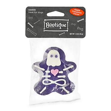 Bootique Skeleton Cookie Dog Treat