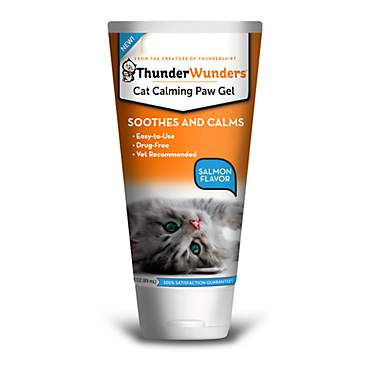 ThunderWorks ThunderWunder Paw Gel for Cats