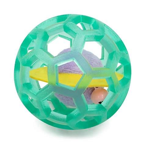 Pusheen Orbit Ball Cat Toy With Bell, Medium