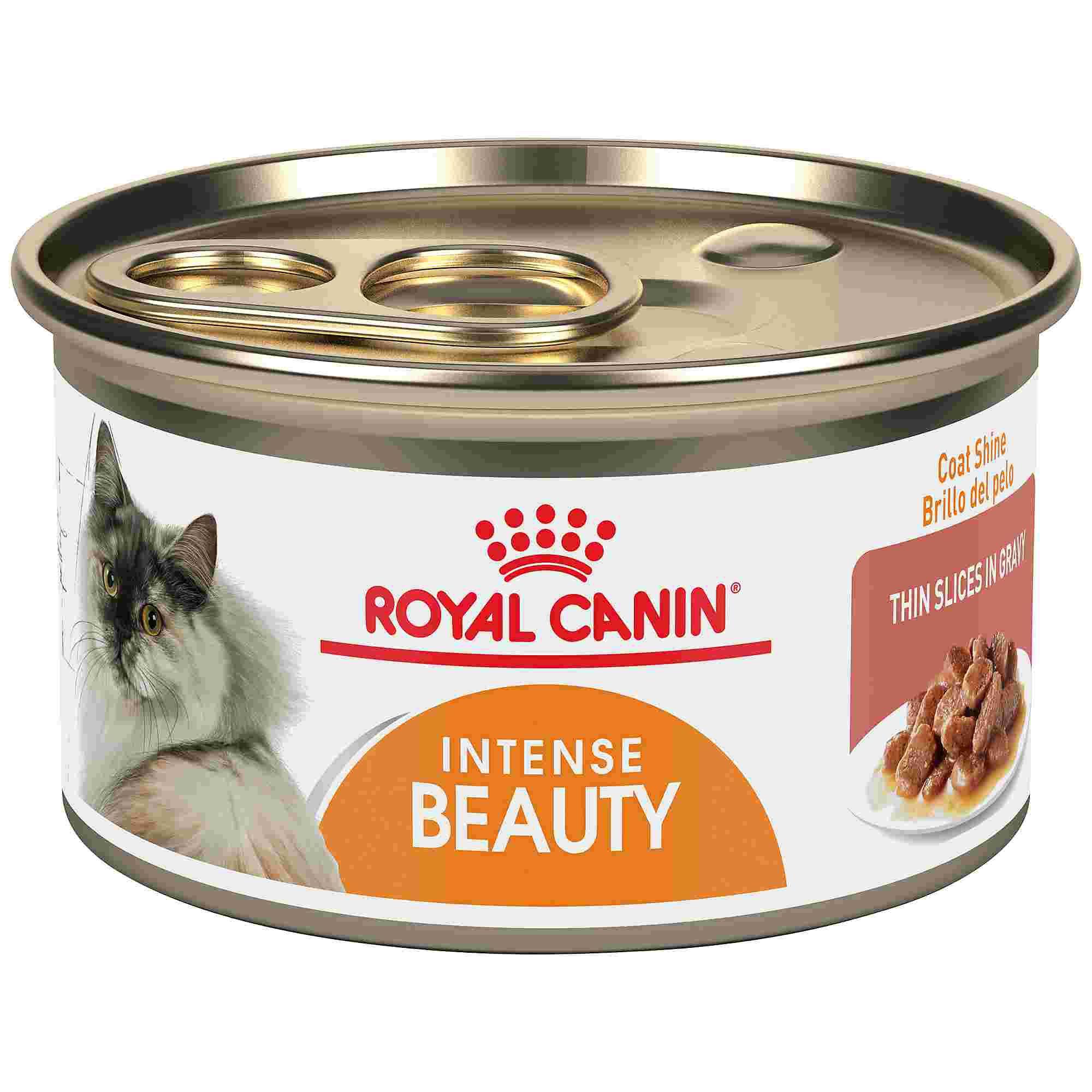 Royal Canin Feline Health Nutrition Intense Beauty Thin Slices In ...