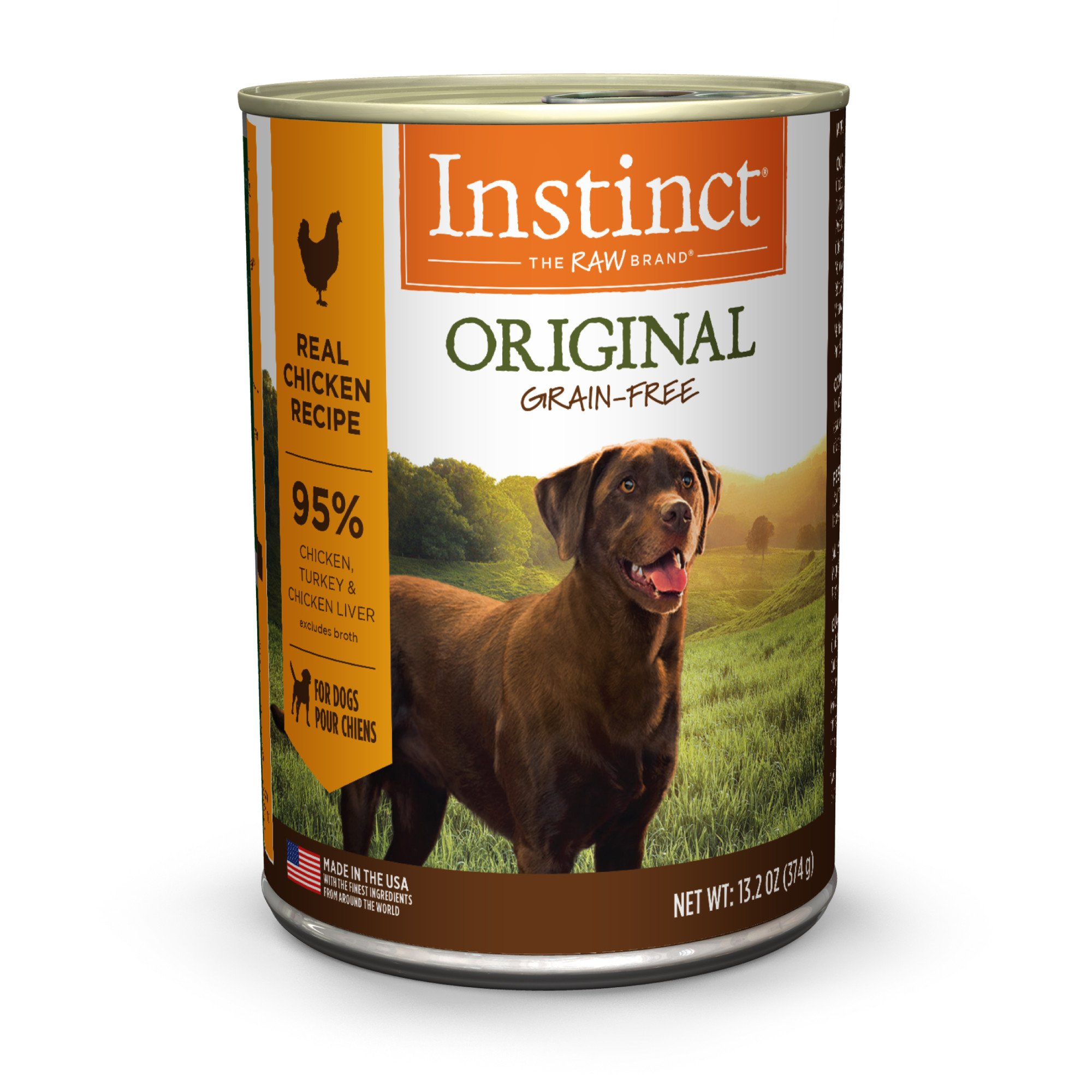 Grain Free Canned Dog Food Fish Formula With No Chicken