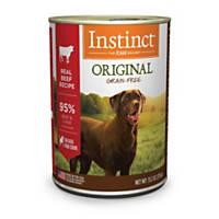 Nature S Variety Instinct Limited Ingredient Rabbit Dog Food