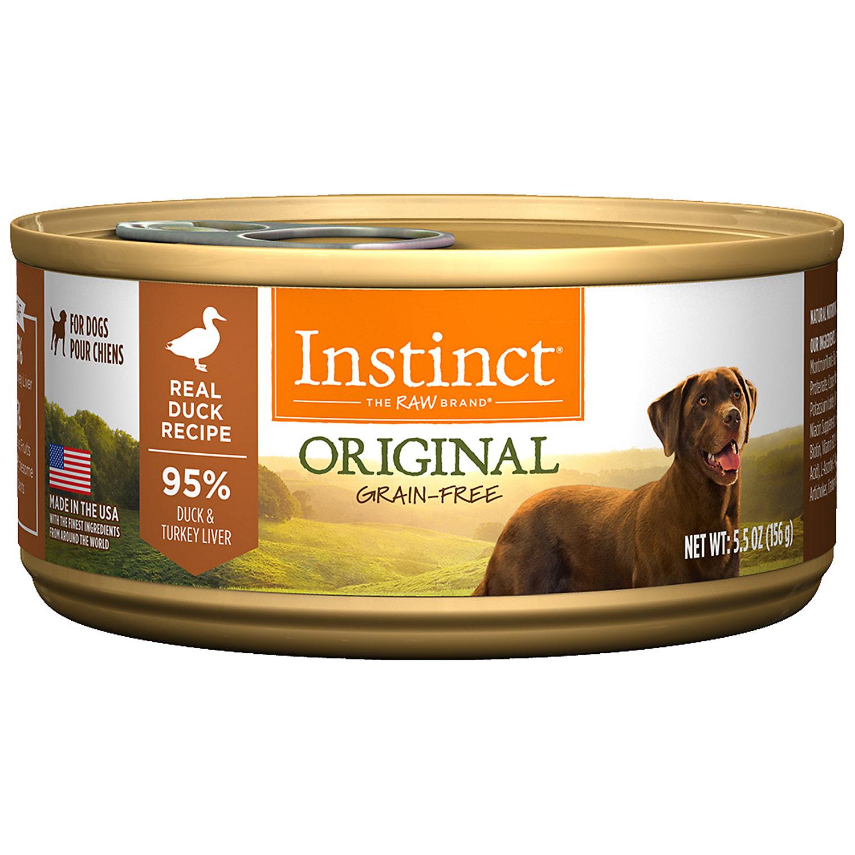 Nature S Variety Instinct Rabbit Canned Dog Food