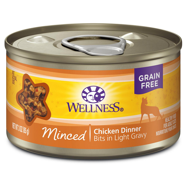 Complete Wet Cat Food No Grain
