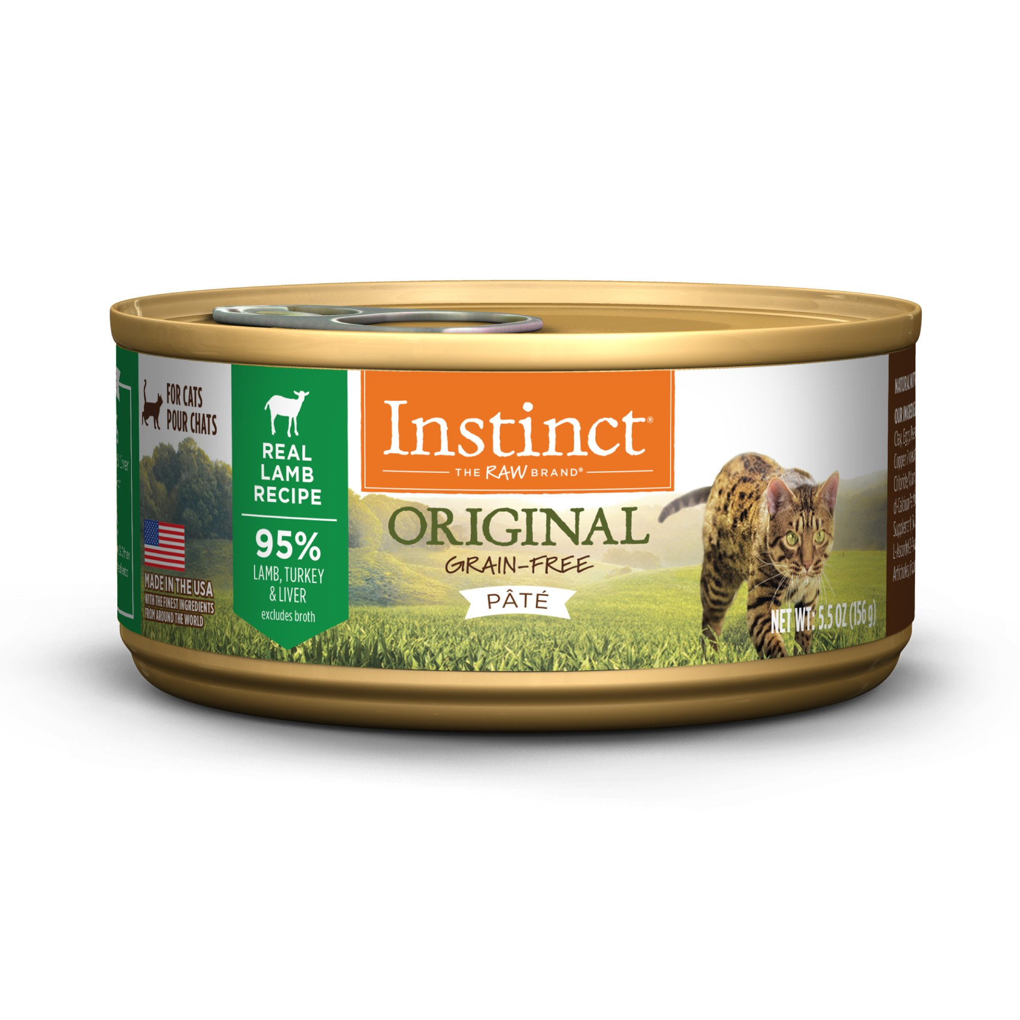 Nature S Variety Instinct Grain Free Canned Cat Food