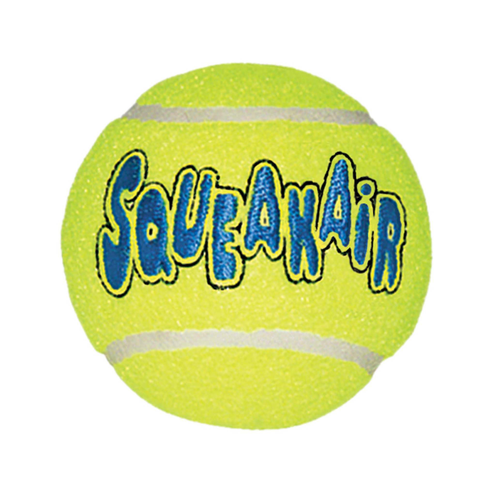 KONG SqueakAir Tennis Ball | Petco