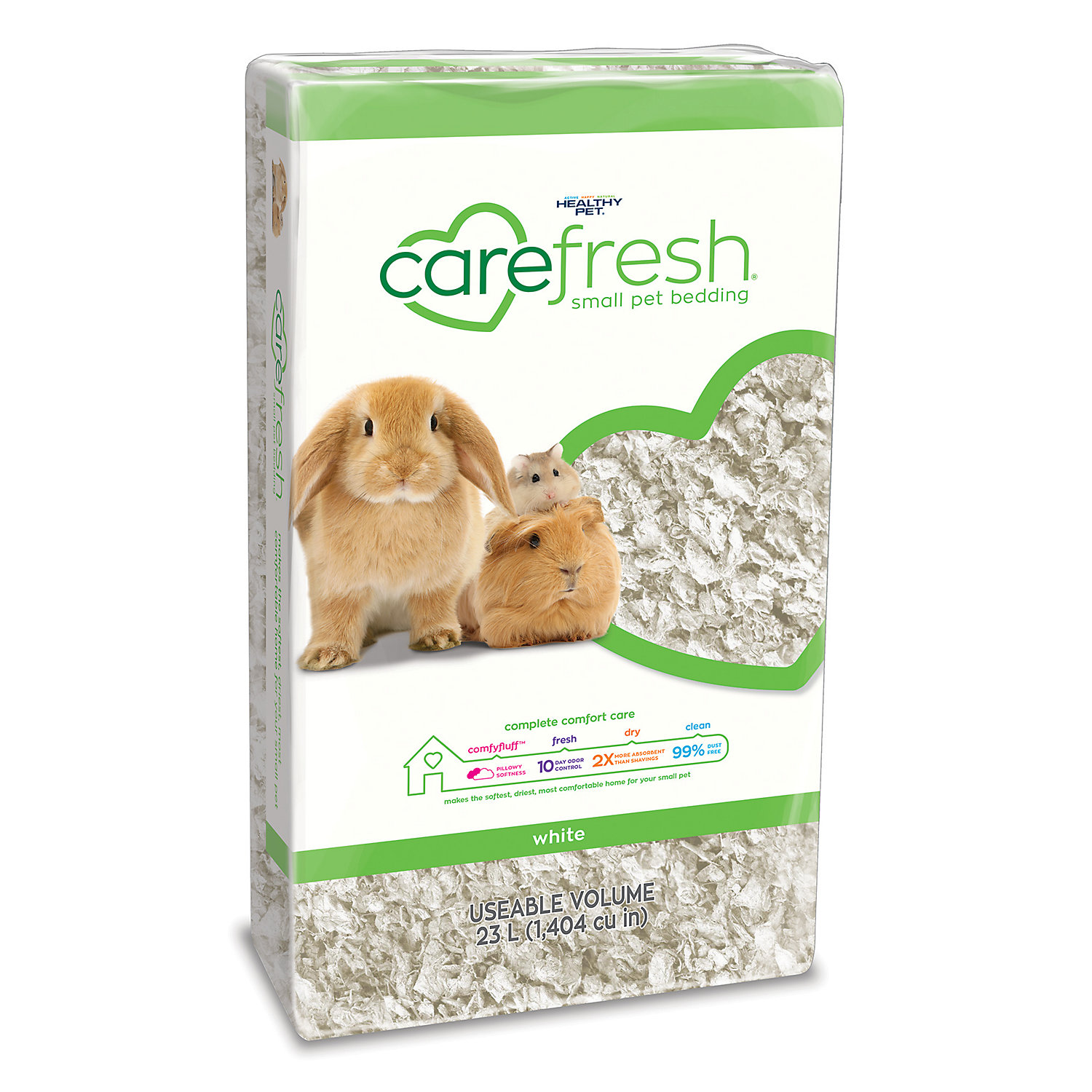 Carefresh Ultra Soft Pet Bedding 23 Liters