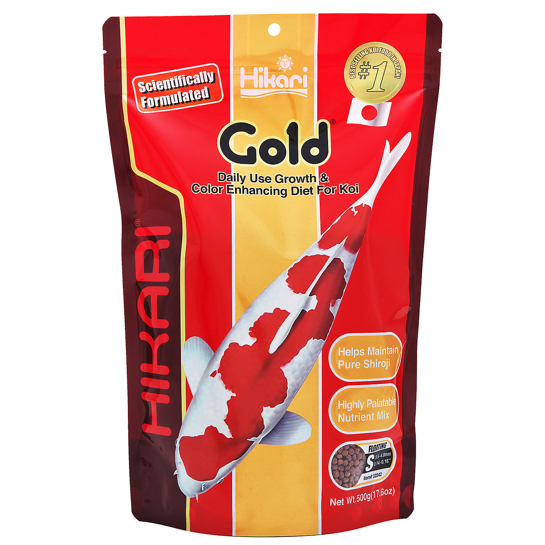 17.6z Gold Koi Mini Pellets