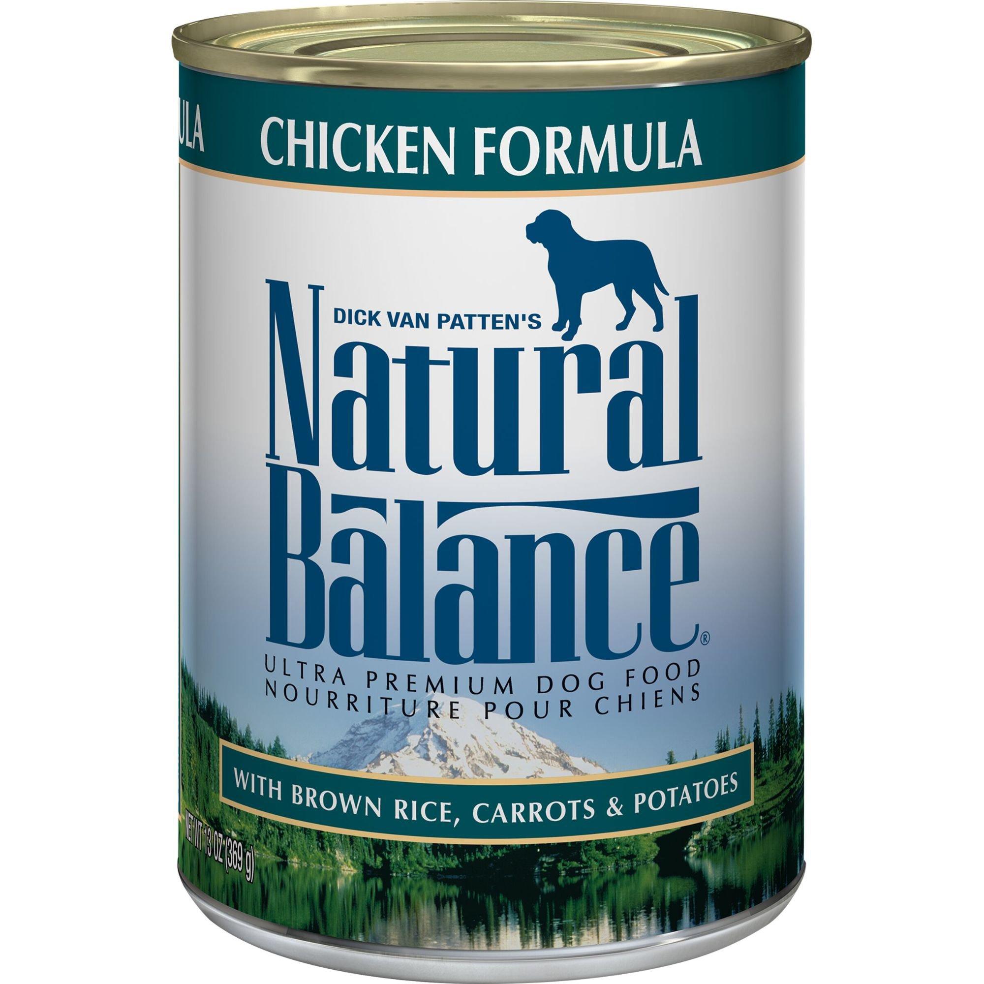 Petco Natural Balance Dry Dog Food