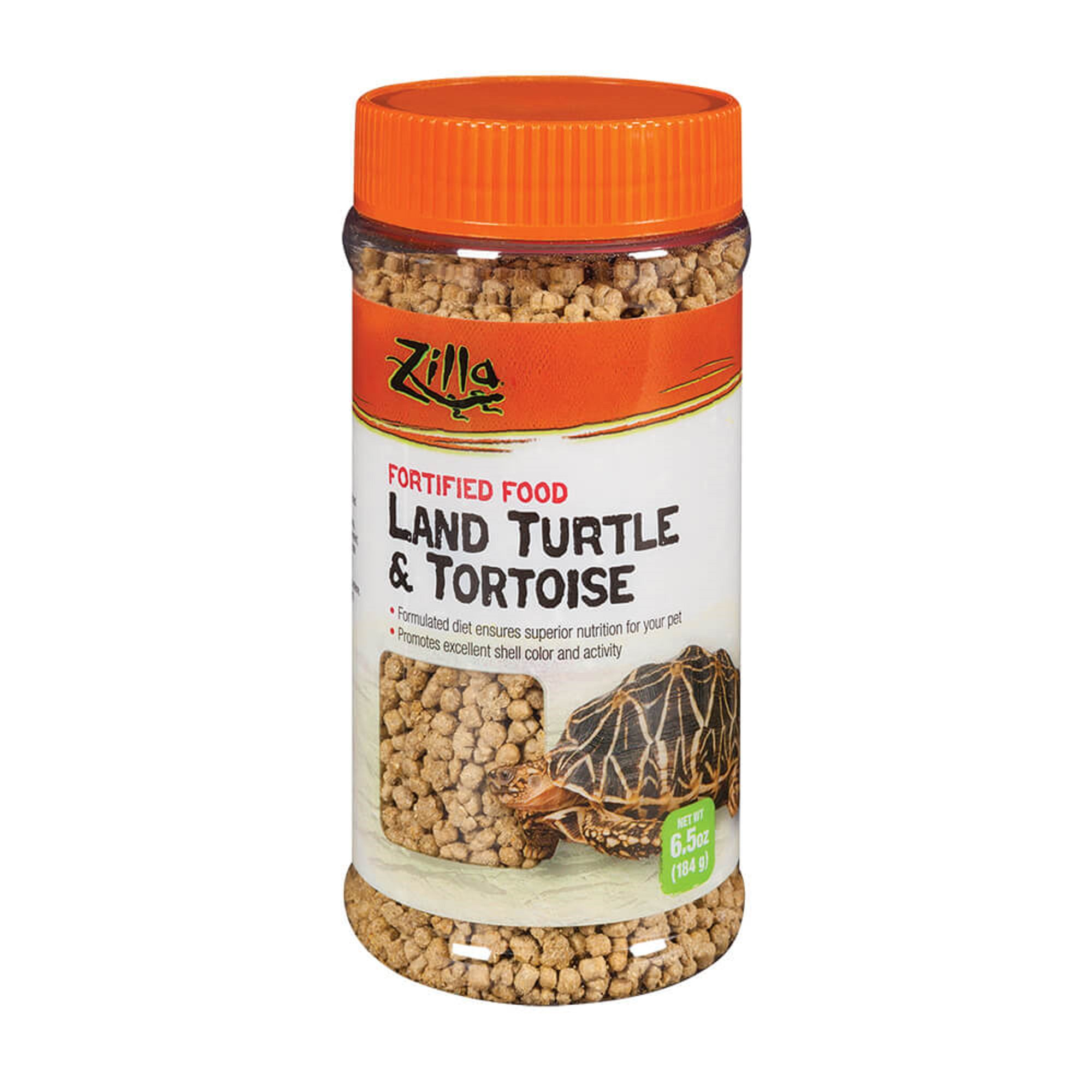 Zilla Land Turtle & Tortoise Fortified Daily Food | Petco