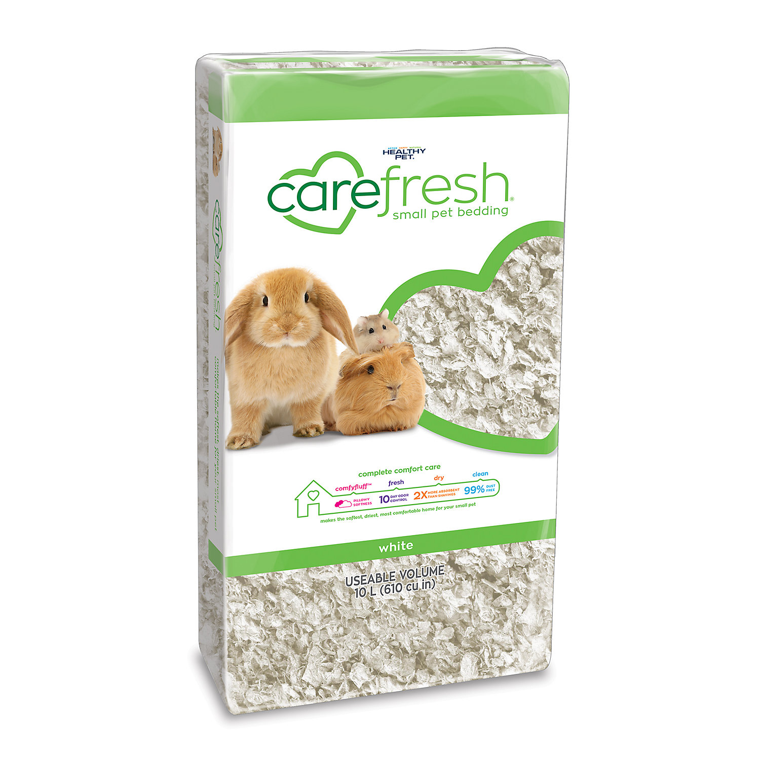 Carefresh Ultra Soft Pet Bedding 10 Liters