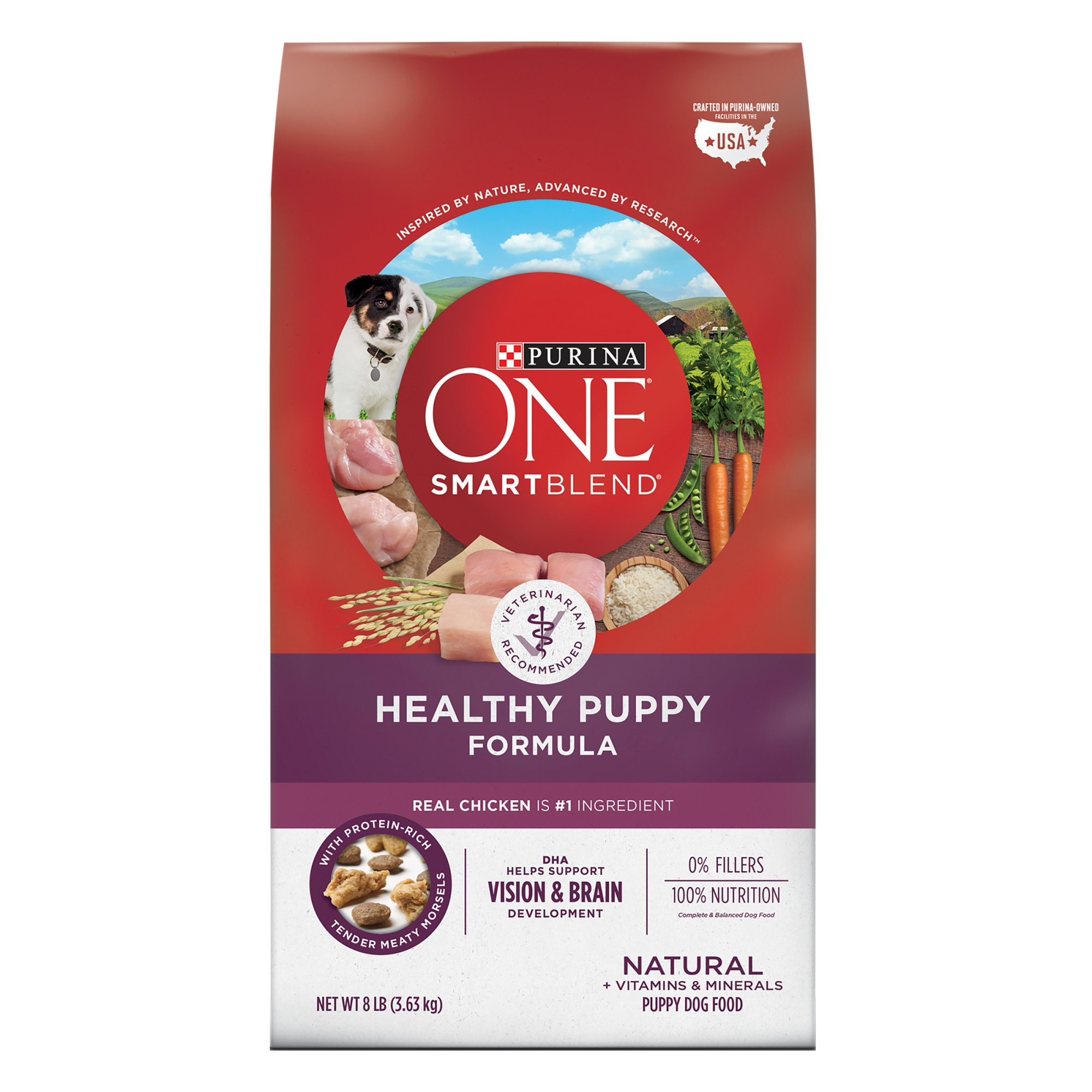 Purina One Smartblend Natural Healthy Formula Dry Puppy Food Petco
