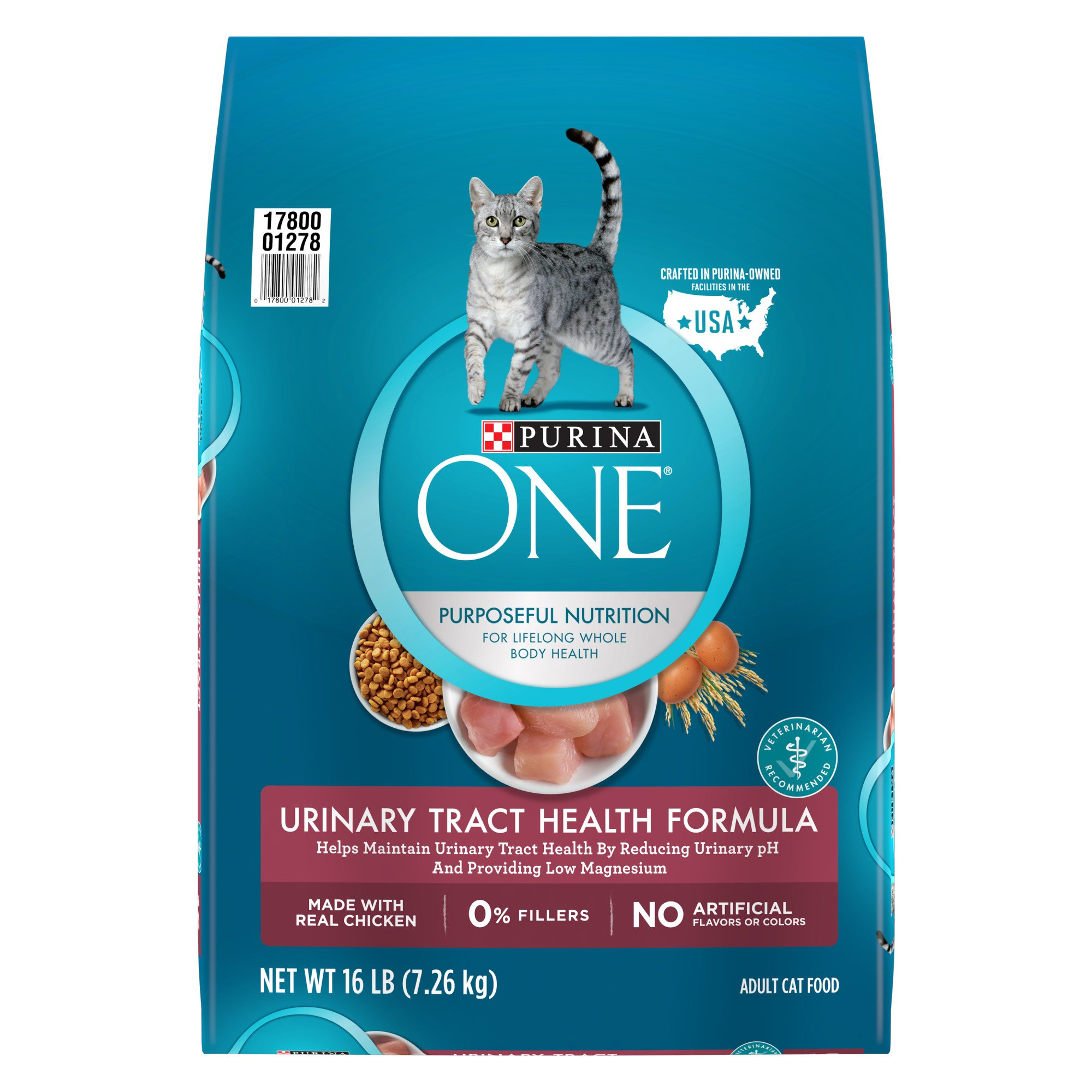 Purina ONE Special Care Urinary Tract Health Formula Cat Food | Petco