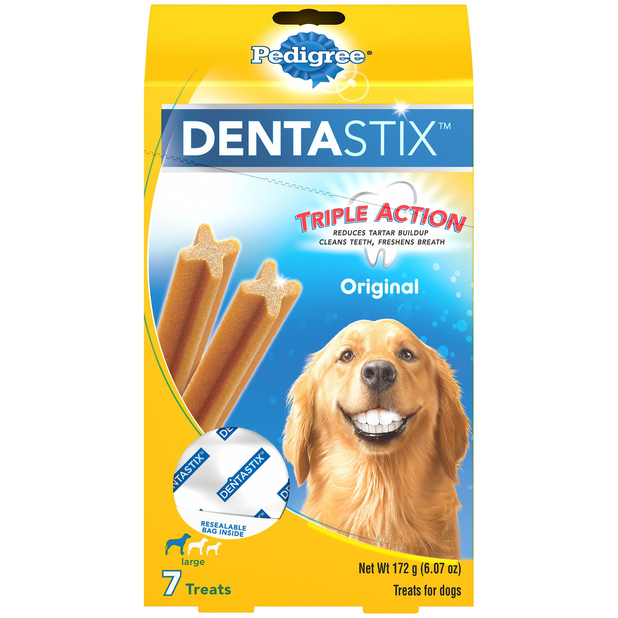 Pedigree Dentastix Large Dog Treats Petco