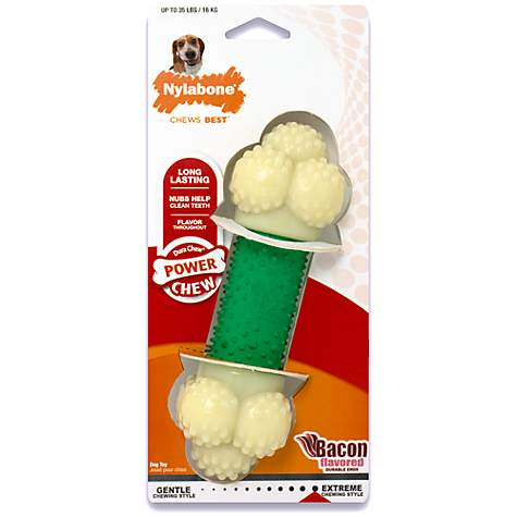 Nylabone Dura Chew Double Action Chew  Wolf