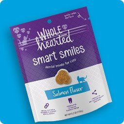 Buy 1, Get 1 50% off WholeHearted Dental Treats - Shop Now